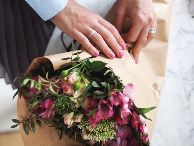 Правила цветочного этикета