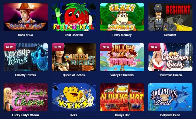 Как играть на сайте казино Вулкан онлайн