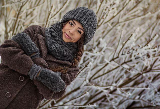 Выбираем теплую и модную шапку на зиму