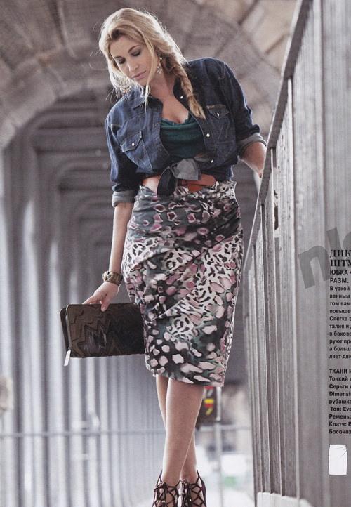 журналы по шитью, идеи для шитья, мода для полных дам, модели журнала бурда, шитье одежды