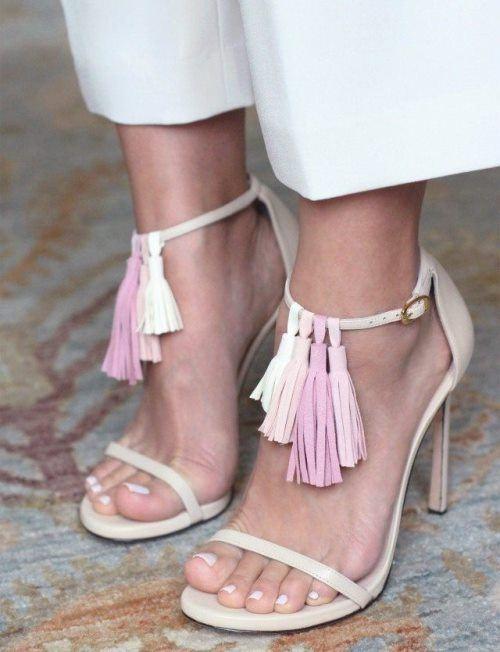 как украсить туфли, обновление обуви, обувь своими руками, переделываем вещи,