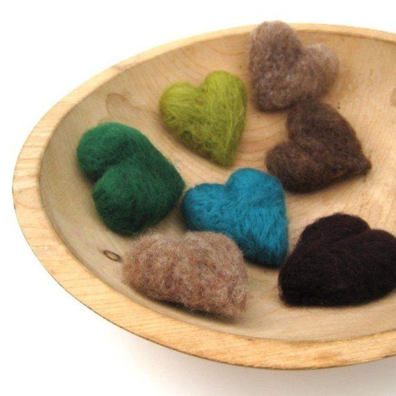 идеи для вязания, идеи для шитья, Из фетра, войлока и шерсти, изделия из фетра, подарки своми руками, поделки из картона и бумаги, праздничный декор, декор для дома,