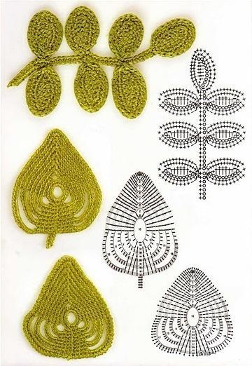 Вязание узоры, узоры для вязания крючком