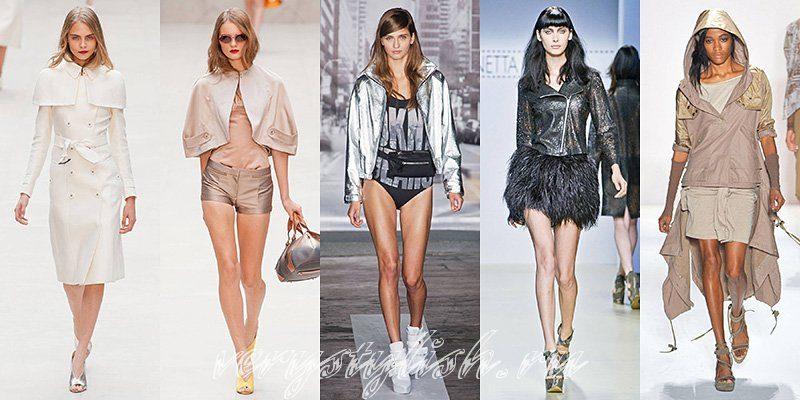 модные тенденции, что носить летом, тенденции моды весна лето, модные показы,