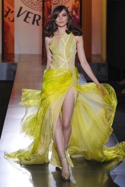 тенденции моды весна лето, модные показы,