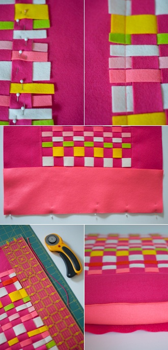 Из фетра, войлока и шерсти, идеи для шитья, украшения своими руками для дома, декор для дома, декоративные подушки своими руками