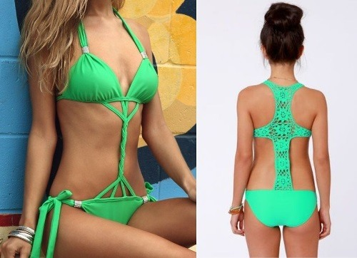 купальники, купить купальник, одежда для пляжа, покупки в интернет магазине, тенденции моды весна лето, что носить летом,