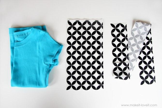 переделываем вещи, как украсить футболку, декор одежды