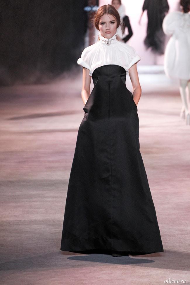 Ульяна Сергеенко: модный показ осень-зима 2013-2014