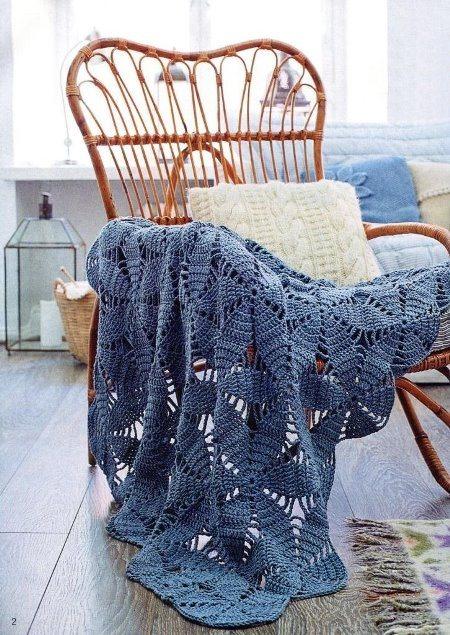 вязаный плед крючком, вязание, вязание для дома, декор для дома, украшения своими руками для дома, вязание крючком, вязаные пледы и покрывала,